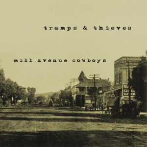 Mill Avenue Cowboys Album Cover